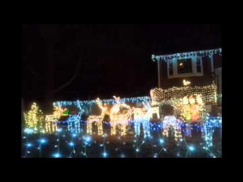 Christmas Time in Tewksbury, MA!