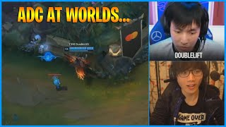 ADC (Doublelift) at Worlds 2020...LoL Daily Moments Ep 1147