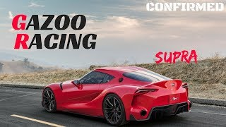 2019 Supra Not Wearing Toyota Badge... Here Is Why