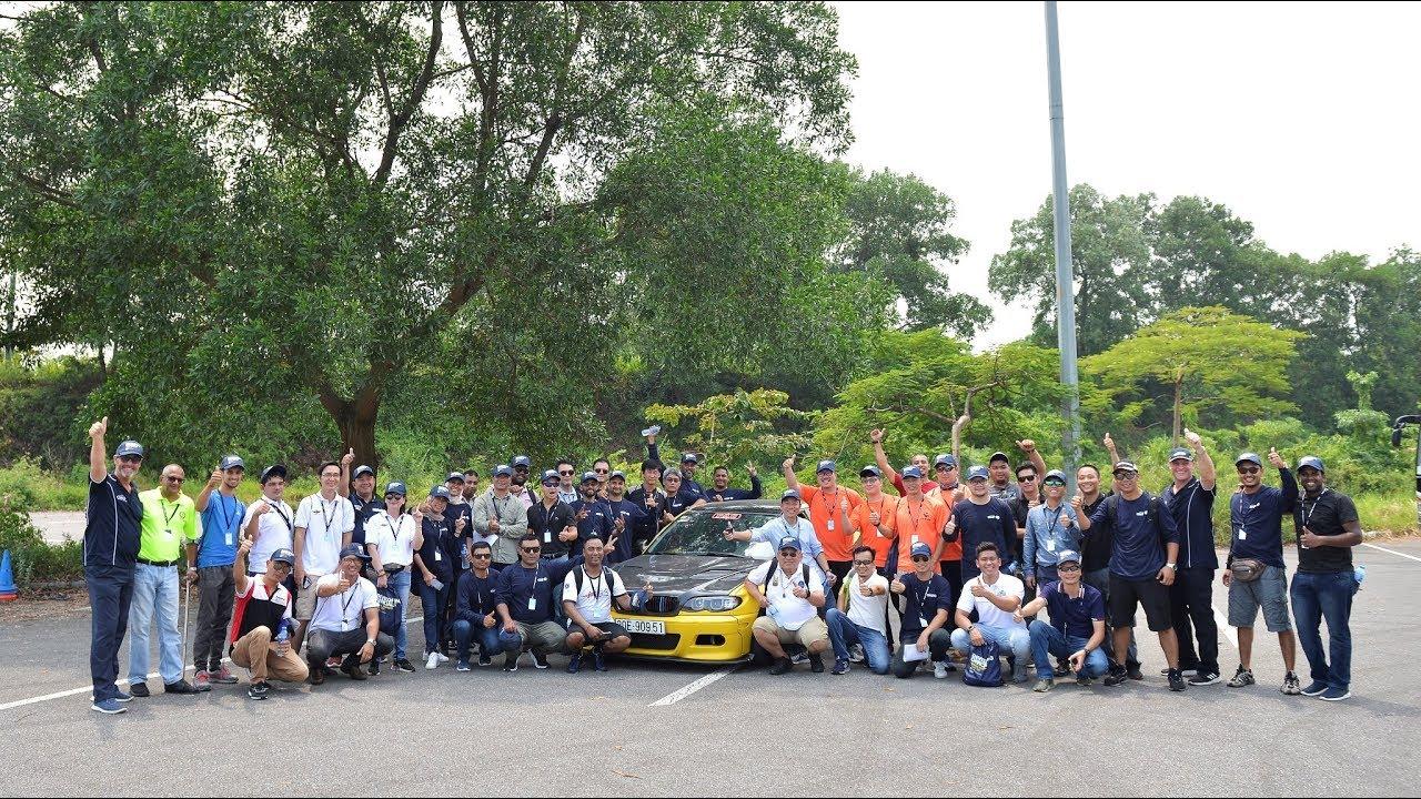 Lớp đào tạo cán bộ điều hành giải đua xe chuyên nghiệp do CAMS thực hiện