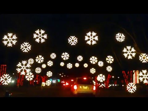 2015 The Dancing Lights of Christmas at Jellystone Park - Nashville, TN