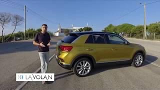 Volkswagen T-Roc - test drive de Bogdan Mirică Video