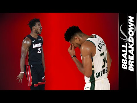 Jimmy Butler Shows Giannis What An MVP Looks Like: Heat vs Bucks Game 1 2020 NBA Playoffs