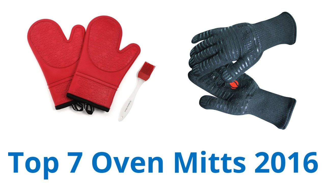 Etonnant 7 Best Oven Mitts 2016