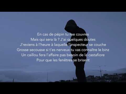 HUGO TSR - Là-Haut (Paroles)