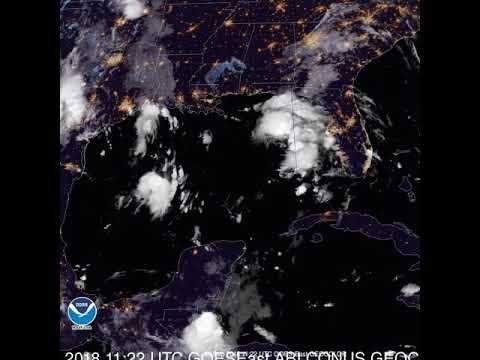 Tropical Storm Gordon remains a storm surge, rainfall threat to central Gulf Coast