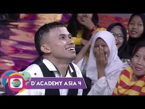 HIPERAKTIF!!! Wahid (Ega And Friends) Yang Joget, Kenapa Host Yang Deg Degan!!! - DA Asia 4!