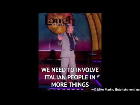 Mike Marino - The Italian President (live from the Laugh Factory)