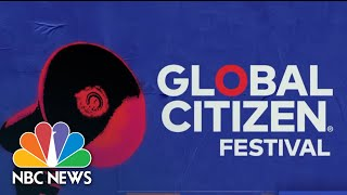How To Watch The 2018 Global Citizen Festival | NBC News