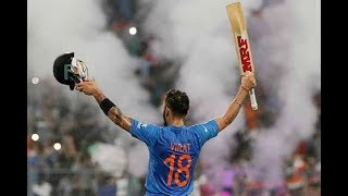 Hello friends today we will discuss about Virat Kohli and his 50th ...