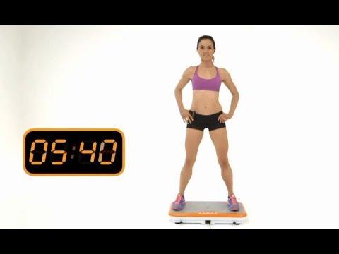 Les appareils à plateforme vibrante seraient efficaces pour maigrir
