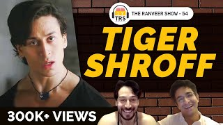 Tiger Shroff On Dragon Ball Z, Fitness, Goals, Motivation & Legacy | The Ranveer Show 54