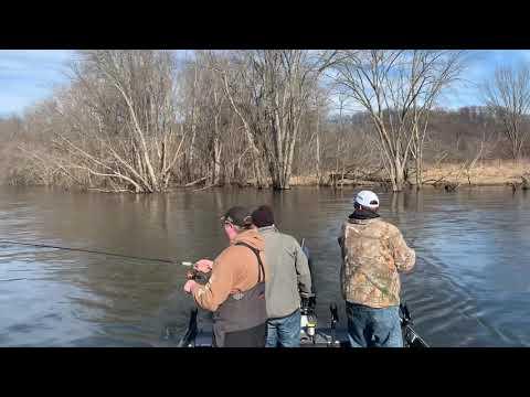 Berrien Springs Steelhead Fishing