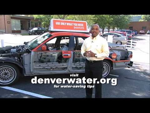 Mayor Michael Hancock Urges Denver To Use Only What You Need