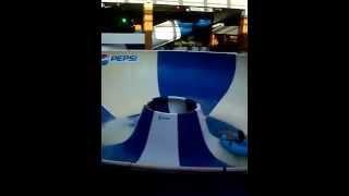 Аквапарк Ривьера в Казани(аттракцион бочка и торнадо., 2015-09-27T08:26:14.000Z)