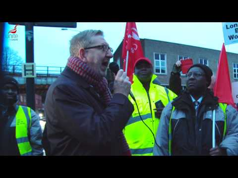 Bus Strike - TfL and London Mayor urged to intervene