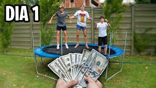 El Ultimo En Parar De Saltar, Se Gana $1000