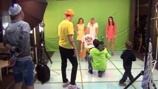 Ролик о том, как снимался клип Gangnam Style