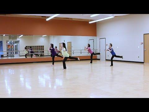 Sleepwalk With Me - Line Dance (Dance & Teach)