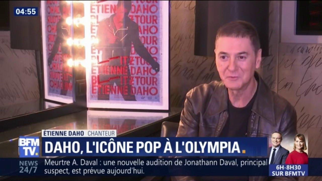 Etienne Daho, l'icône pop à l'Olympia