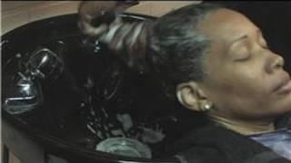 Ethnic Hair Care : Washing African American Hair