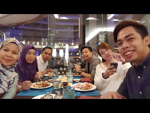 Aquamarine at Marina Mandarin Hotel Singapore