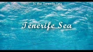 Ed Sheeran - Tenerife Sea (Lyrics Español-Ingles)