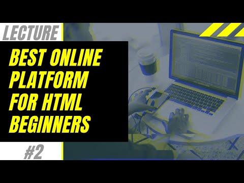#2 Intro To JS BIN - Best Online Website For HTML BEGINNERS