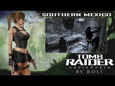Tomb Raider: Underworld - Southern Mexico Walkthrough