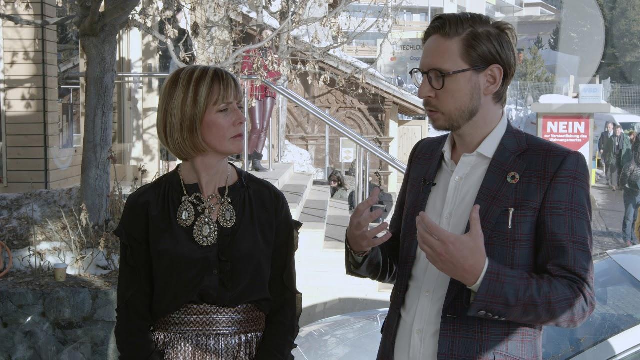 Hub Culture Davos 2020: Dominic McVey, Entrepreneur