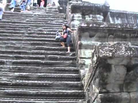 khmer annonay visiter ankor en 2005