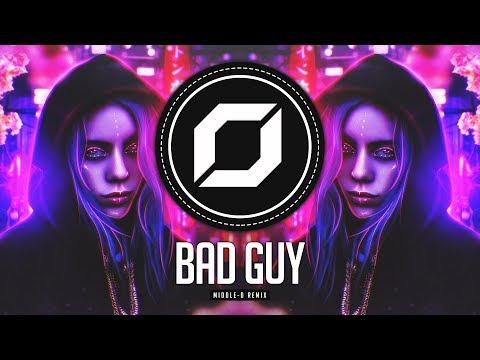 PSY-TRANCE ◉ Billie Eilish - bad guy (Middle-D Remix)
