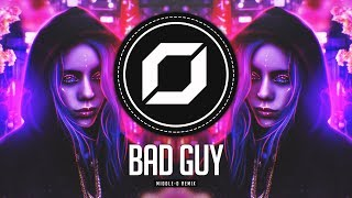 PSY-TRANCE ◉ Billie Eilish - bad guy (Middle-D Remix)
