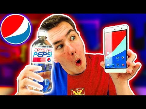 Why Did Pepsi Make a Phone?