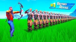 HOW MANY People Can 1 SHOT KILL in Fortnite
