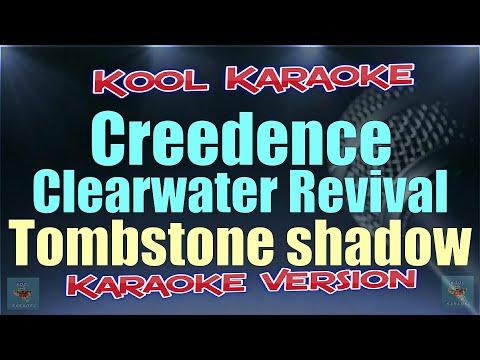 Creedence clearwater revival - Tombstone shadow (Karaoke version) VT