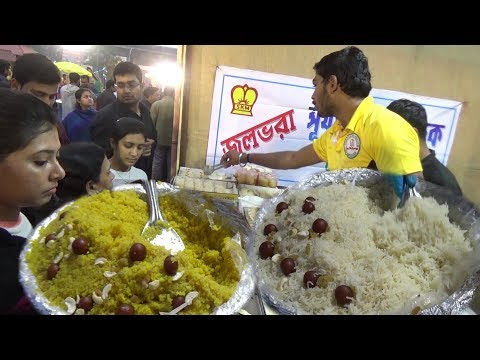 Biggest Food Festival in Kolkata | You Can See All Sweets Under One Roof | Street Food Loves You