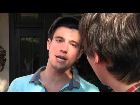 """""""Falling Skies"""" actor Drew Roy ATX TV Festival Interview"""