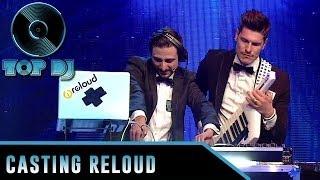 Il casting dei finalisti di TOP DJ: I RELOUD