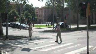 Dr. Cisco e Mister Thomas a Bologna(porta Saragozza)