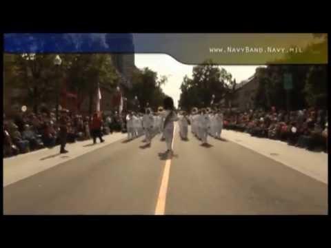 Anchors Aweigh - US Navy Band