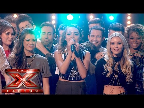 Group Performance | Live Results Wk 3 |  The X Factor UK 2014