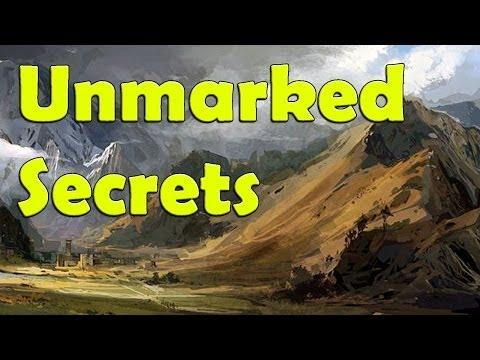 Skyrim: Hidden Unmarked Treasure Locations