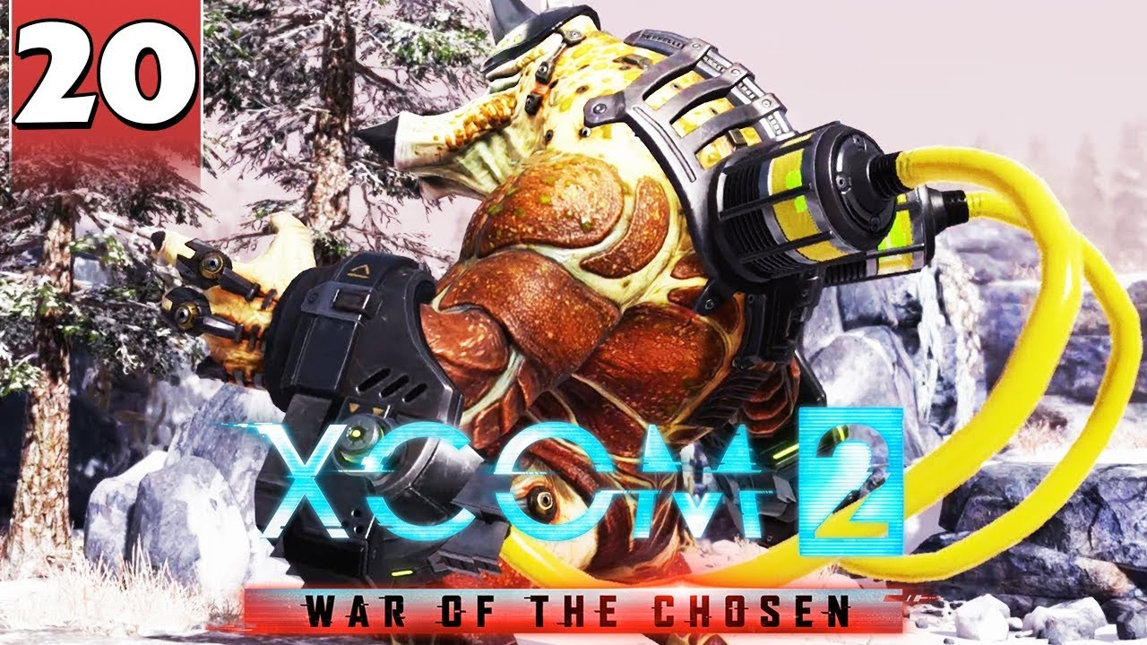 xcom 2 war of the chosen 20 advent facility youtube. Black Bedroom Furniture Sets. Home Design Ideas