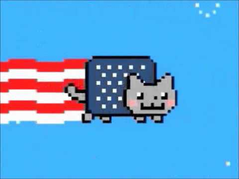 Americ NYAN Cat 10 Hours