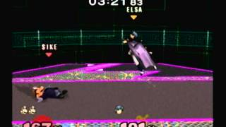 Norcal Arcadian LS: PsychMD (doc) vs Hydrokirby (falco/marth) 2