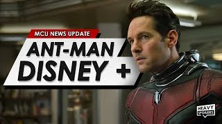 Ant-Man Reportedly Heading To Disney Plus Instead Of Getting Third Film | MCU PHASE 4 NEWS