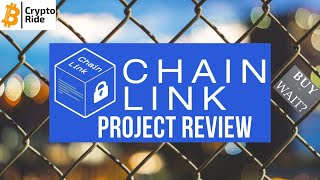 Chainlink overview- everything an investor needs to know about the Chainlink cryptocurrency.