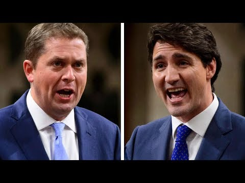 Trudeau on suing Scheer: 'You can't be lying to Canadians'