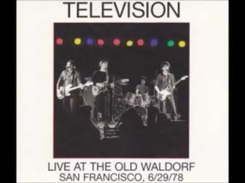 Television - Careful  (Live SF 78)